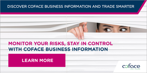 Trade Smarter with Coface Business Information